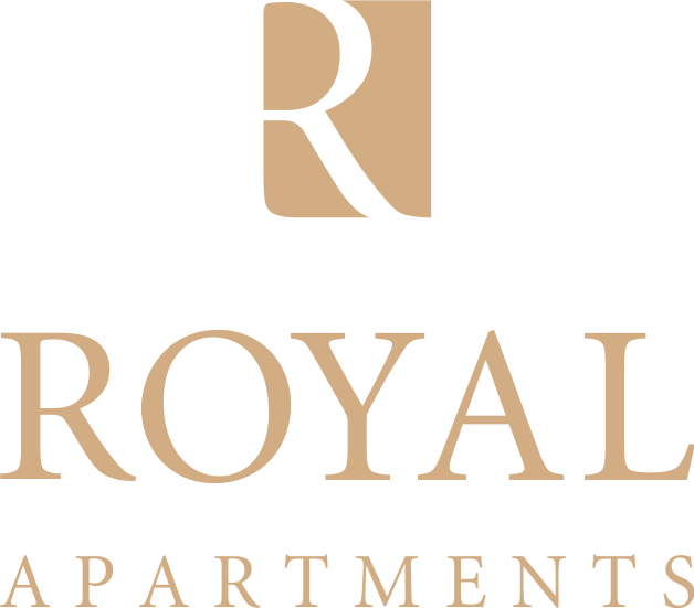 логотип Royal Apartments